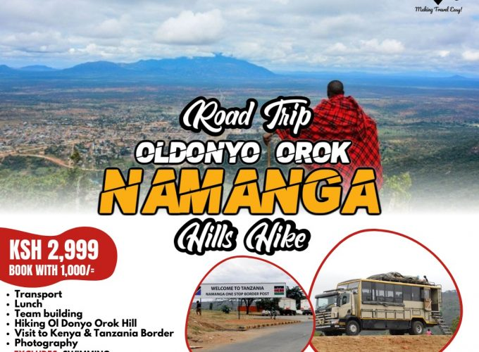 Rental Cars, Tours and Short Stays in Kenya